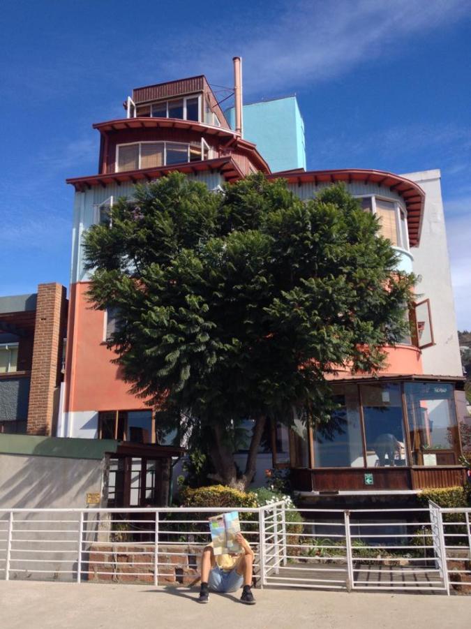 Pablo Neruda's casa