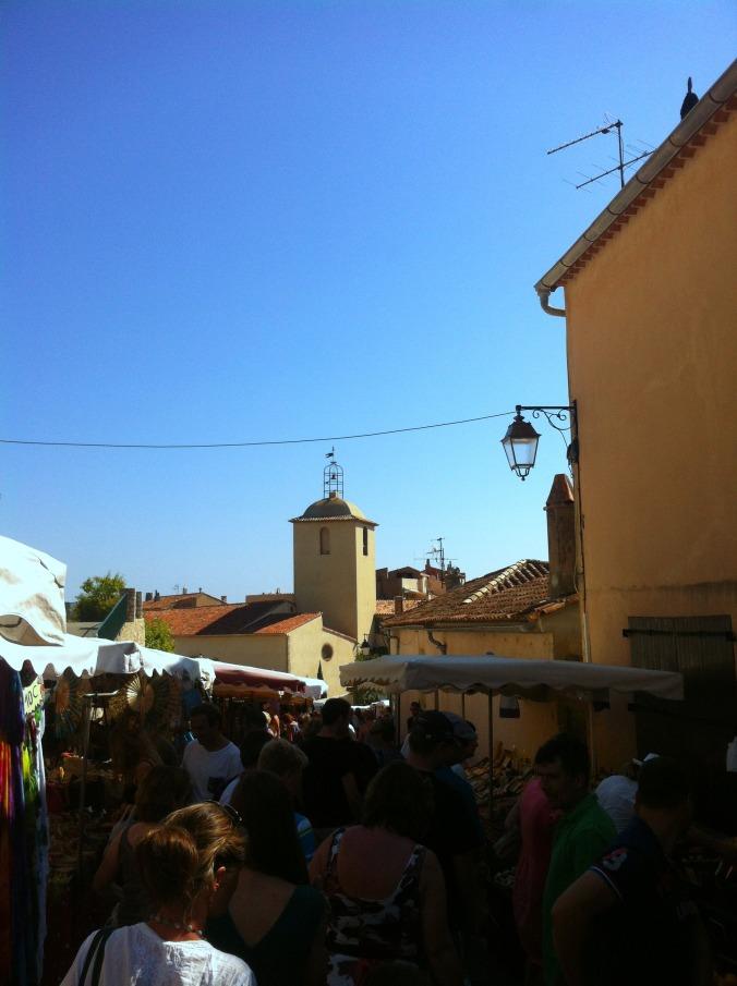 Ramatuelle Market